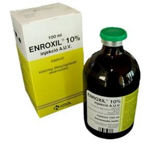 Энроксил: инструкция по применению в ветеринарии для птиц. Показания к применению и дозировки