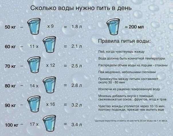 Сколько воды нужно курам?