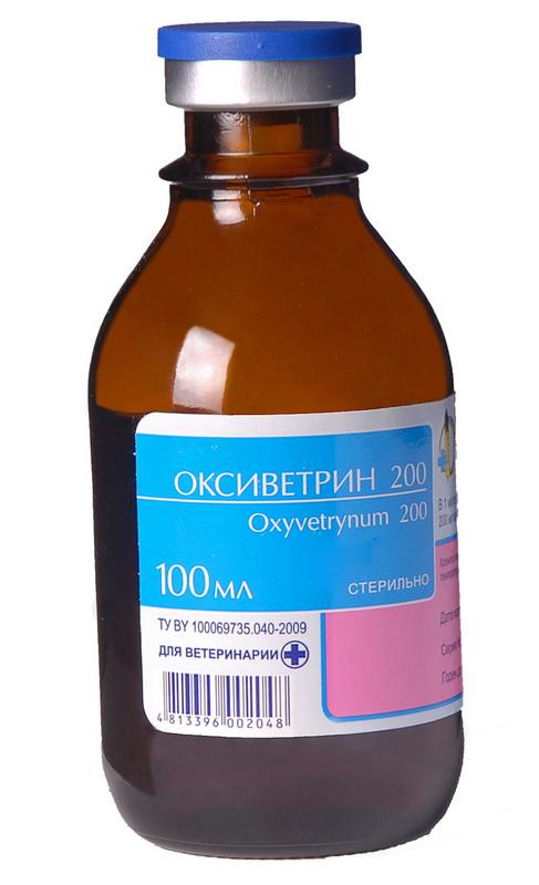 Тилодокс 200 – инструкция по применению препарата в ветеринарии