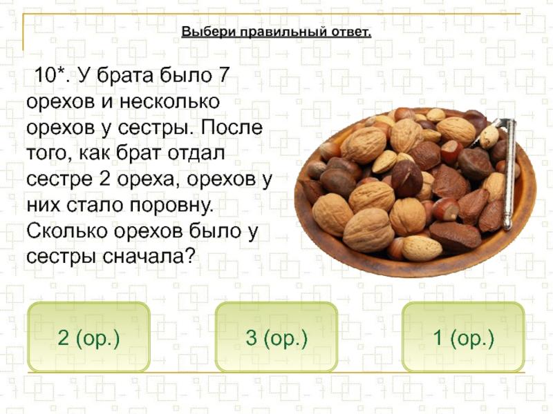 Можно ли курам давать орехи?