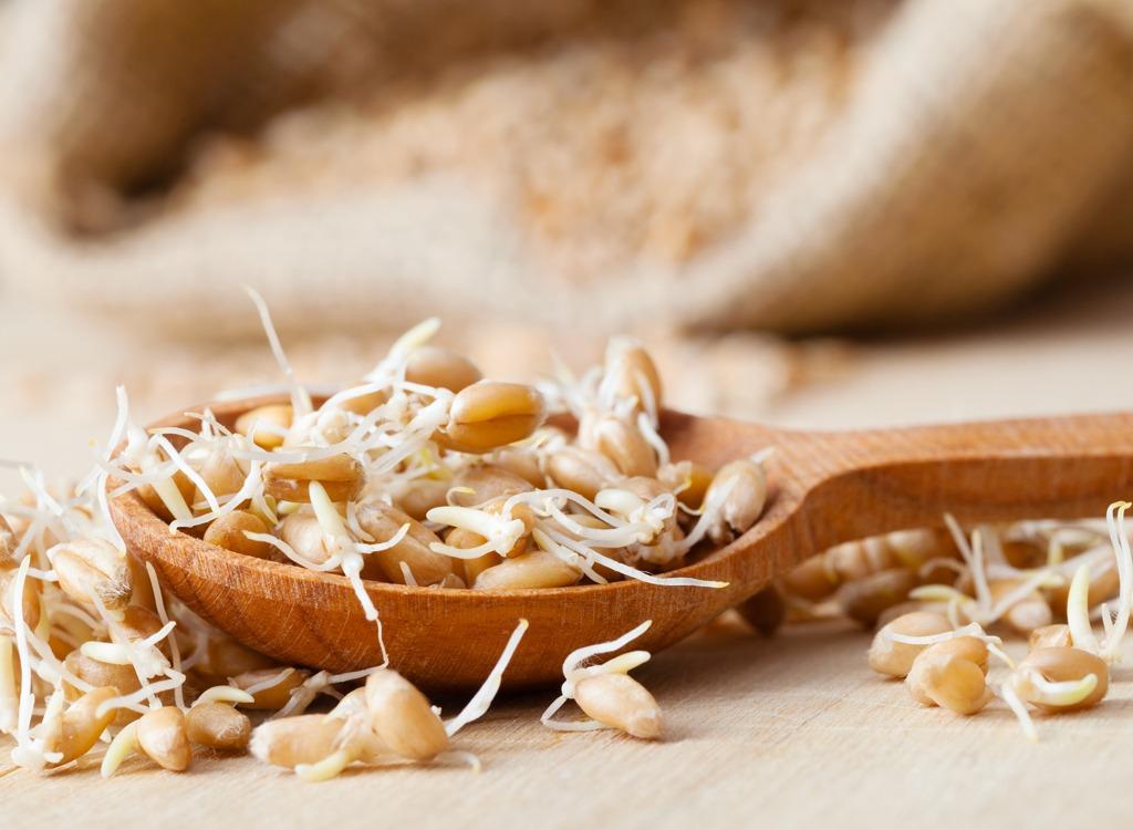 Полезные свойства пророщенной пшеницы