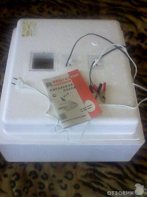 Компактный и простой в использовании инкубатор Идеальная наседка