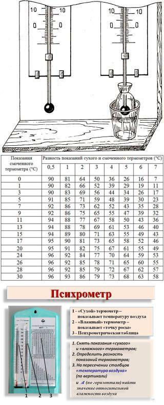 Как определить влажность в инкубаторе?