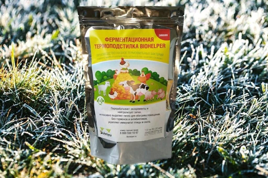 Ферментационная подстилка для курятника с биобактериями: условия использования, преимущества и рейтинг ТОП-4 лучших позиций