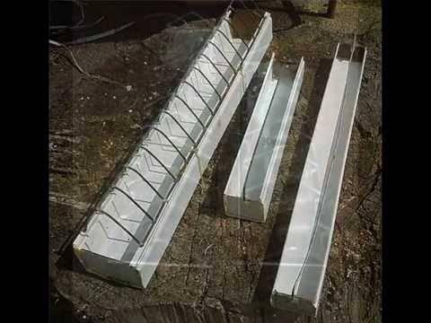 Изготавливаем кормушки для бройлеров своими силами