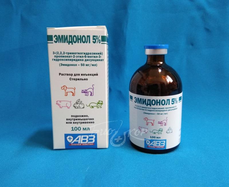 Эмидонол: инструкция по применению в ветеринарии для птицы и животных