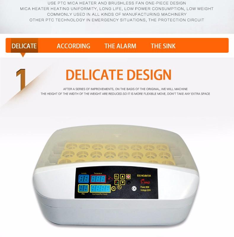 Инструкция к инкубатору на 32 яйца HHD EW-32А и EW-32C mini