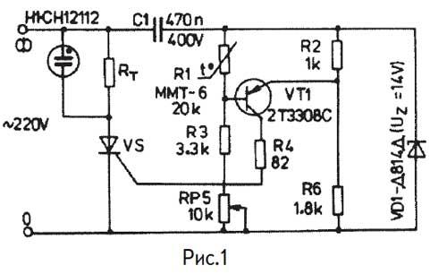 Делаем терморегулятор для инкубатора своими руками