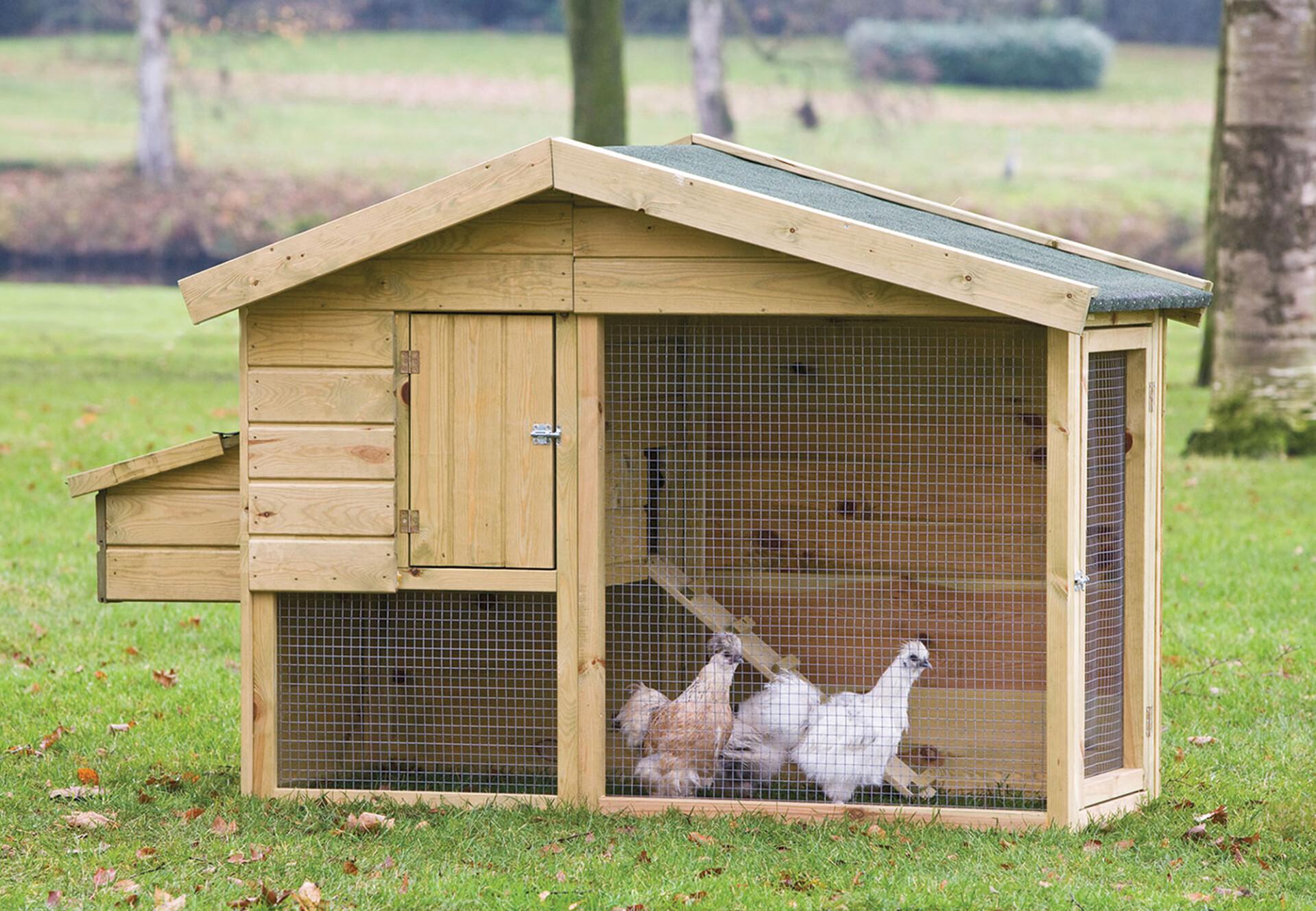Курятник 2, переносной летний простой на 5 кур