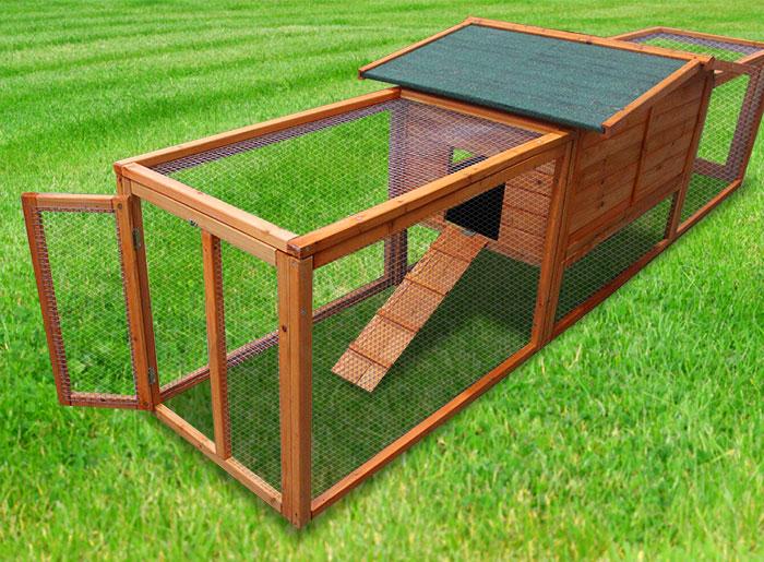 Домик на 3-5 кур для дачи и сада на лето