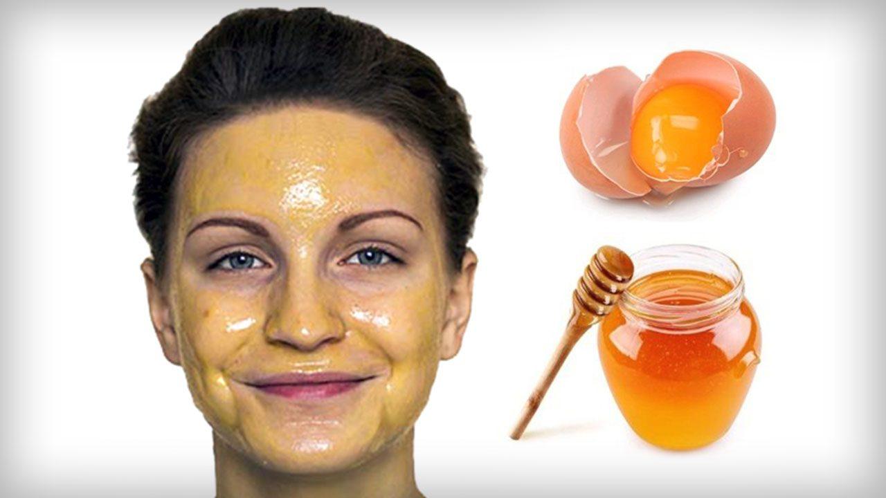 Маски с яйцом для волос и очищения лица в домашних условиях