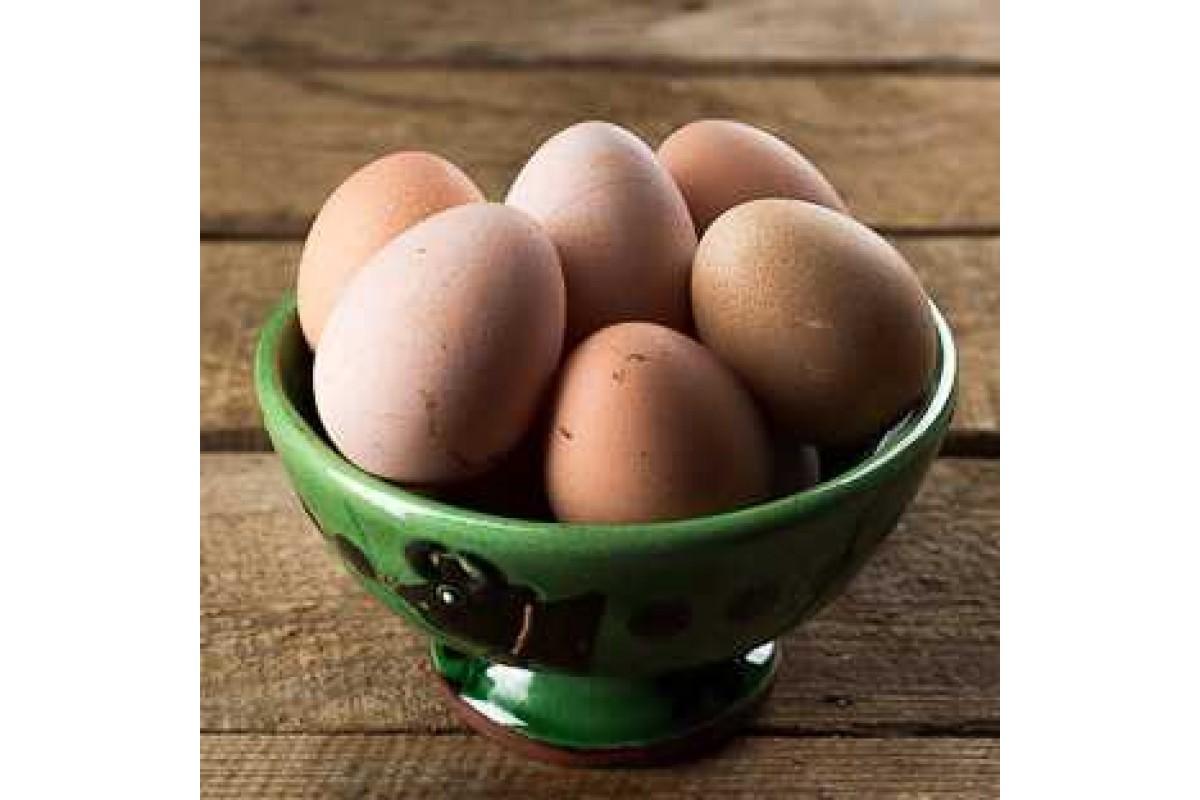 Диетические и гипоаллергенные яйца цесарок: польза и вред