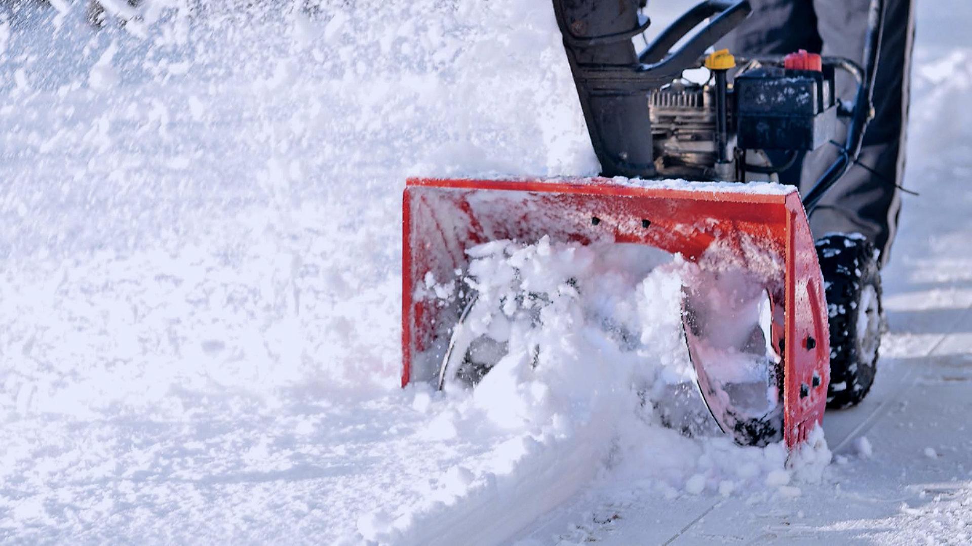 Снегоуборочная техника Champion: причины, по которым стоит приобретать именно ее