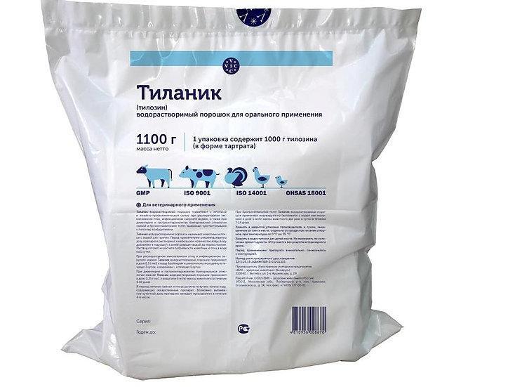 Тиамулин: инструкция по применению в ветеринарии для птицы и животных